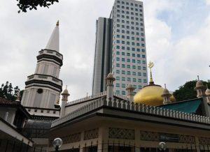 Wisata Regili Di Singapura
