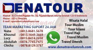 Denatour Travel Muslim Haji Umroh Indonesia